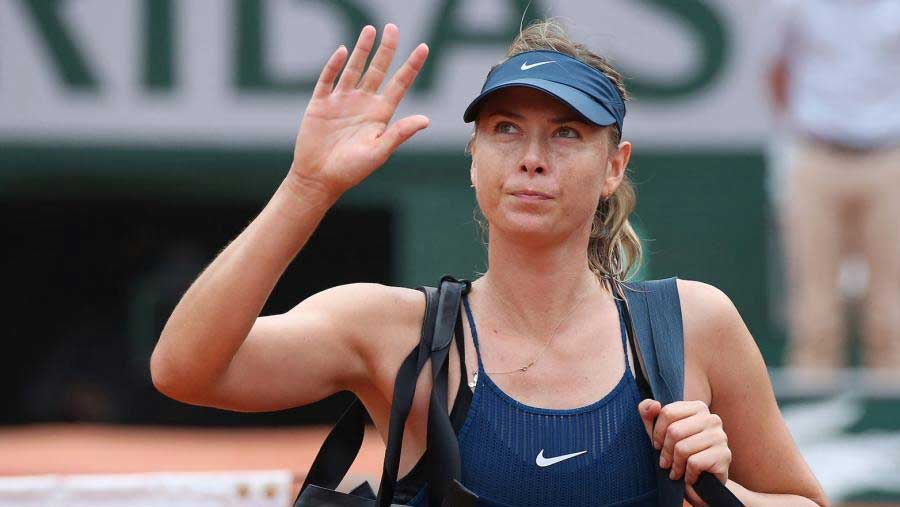 Sharapova pulls out of French Open