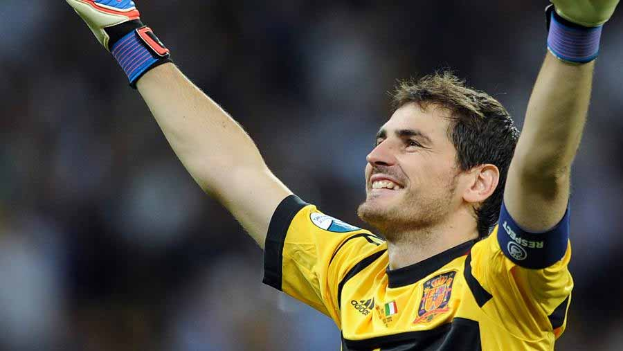 Casillas to retire from football