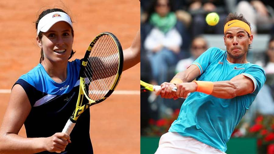 Djokovic & Nadal to meet in Rome final, Konta faces Pliskova