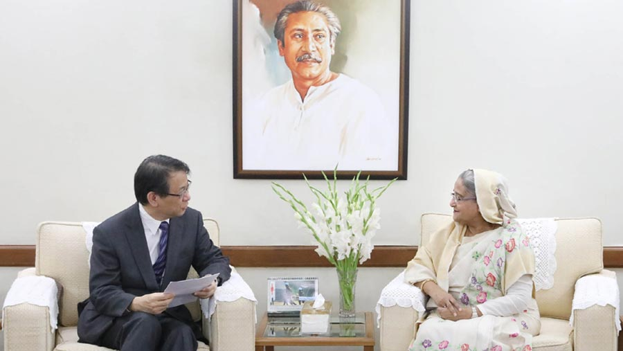 Japan to continue support to BD in its development efforts