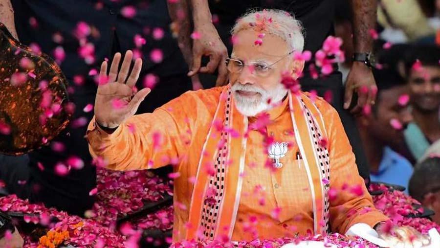 Narendra Modi takes oath May 30