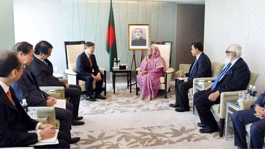 PM seeks assistance for more Japanese investment