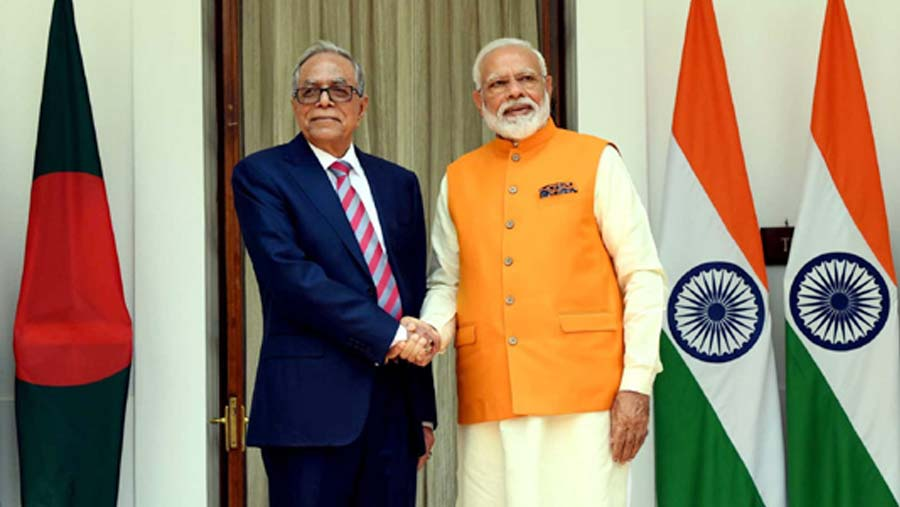 Modi assures India's continued support to end Rohingya crisis