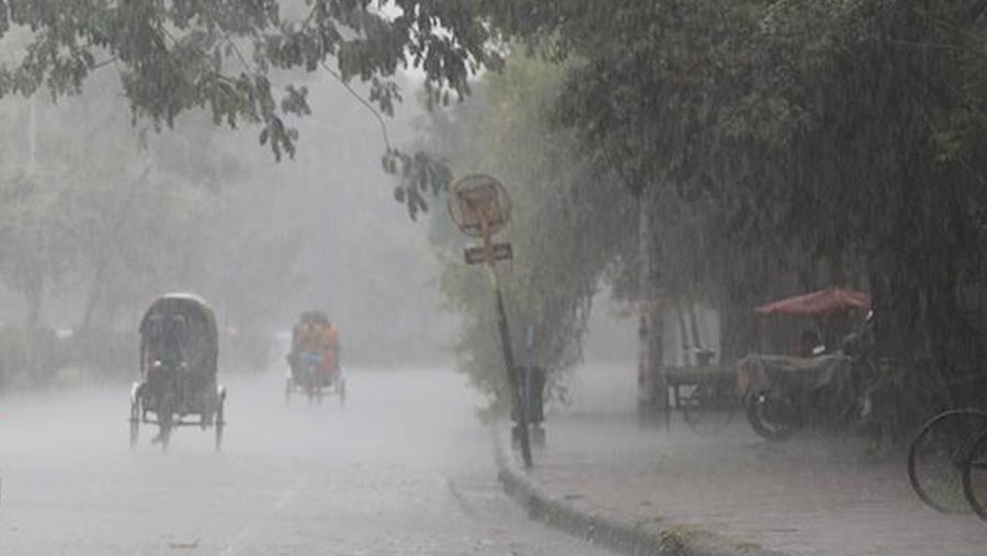 Rainfall likely to increase