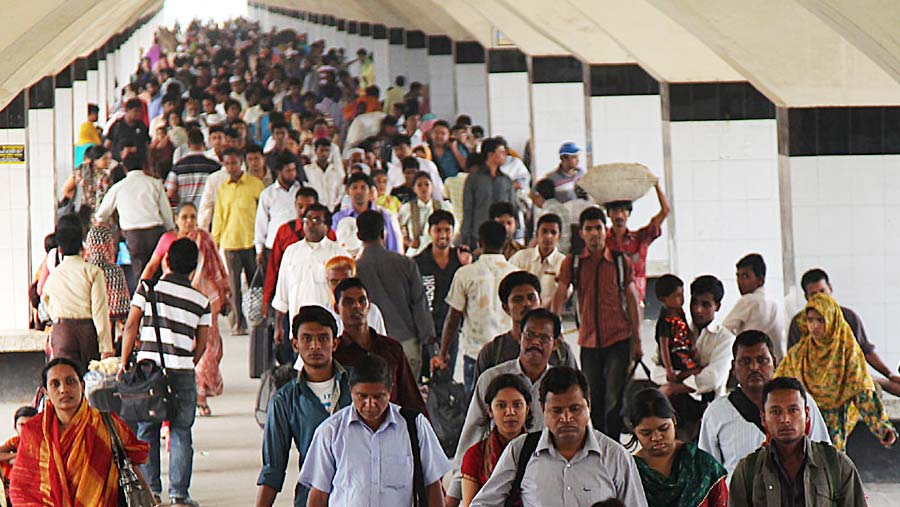 Eid holidaymakers leaving capital