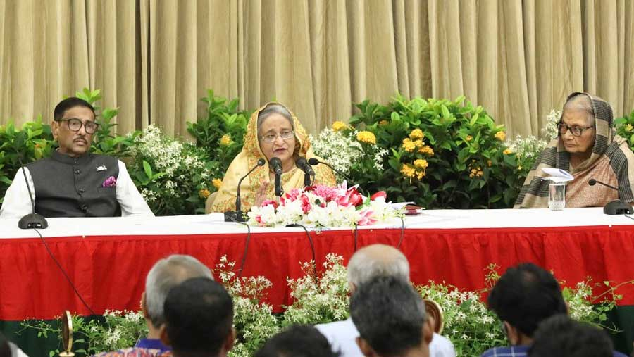 Tri-nation visit very fruitful, says PM