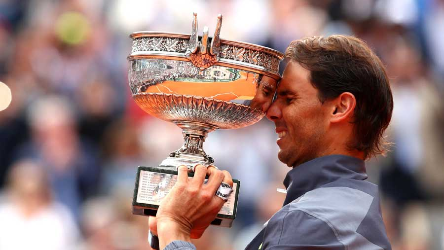 Nadal wins 12th French Open title