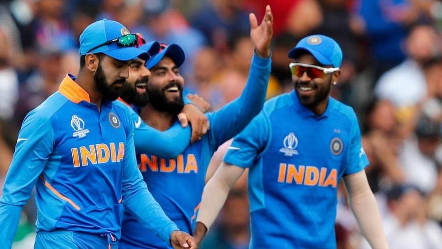 Jubilant India break Australia's unbeaten streak