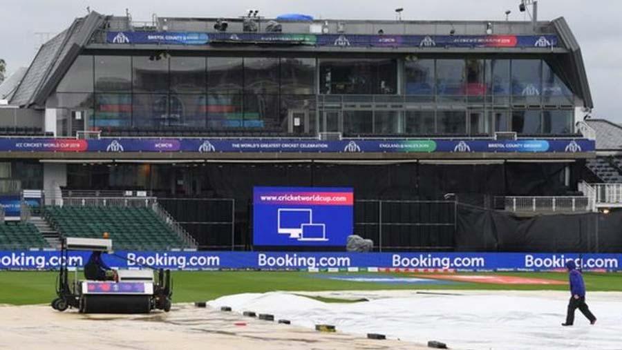 Rain delays Bangladesh vs Sri Lanka match