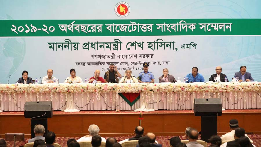 PM seeks help from all for budget implementation