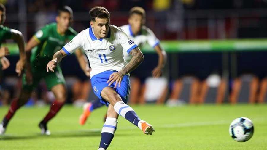 Brazil beat Bolivia 3-0 in Copa America opener