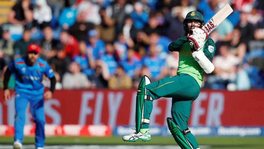 South Africa seal first World Cup win