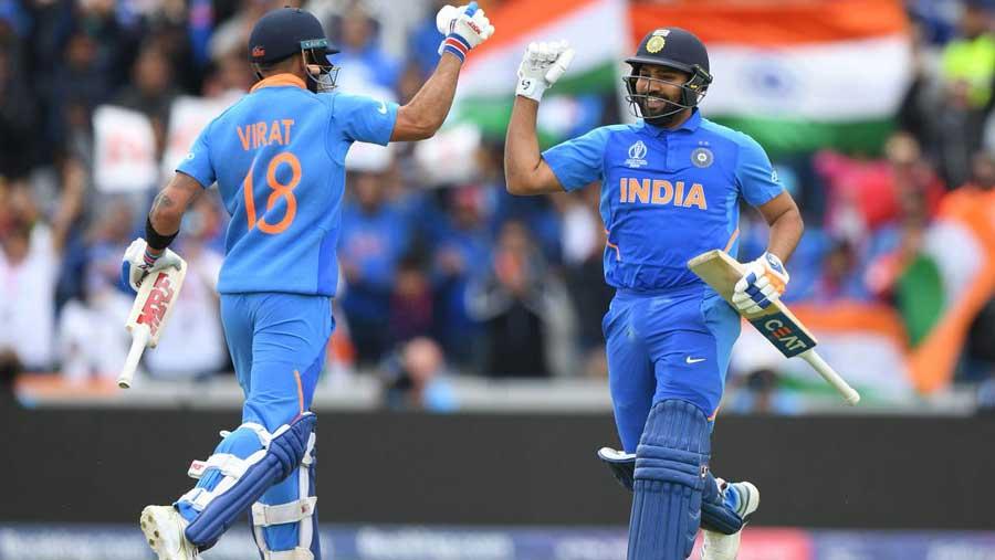 India thrash Pakistan in Cricket World Cup