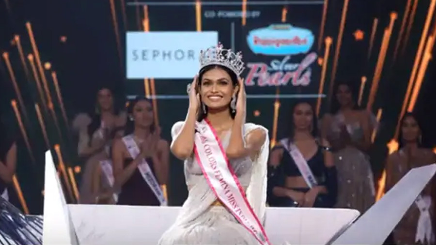 Suman Rao crowned Miss India World 2019