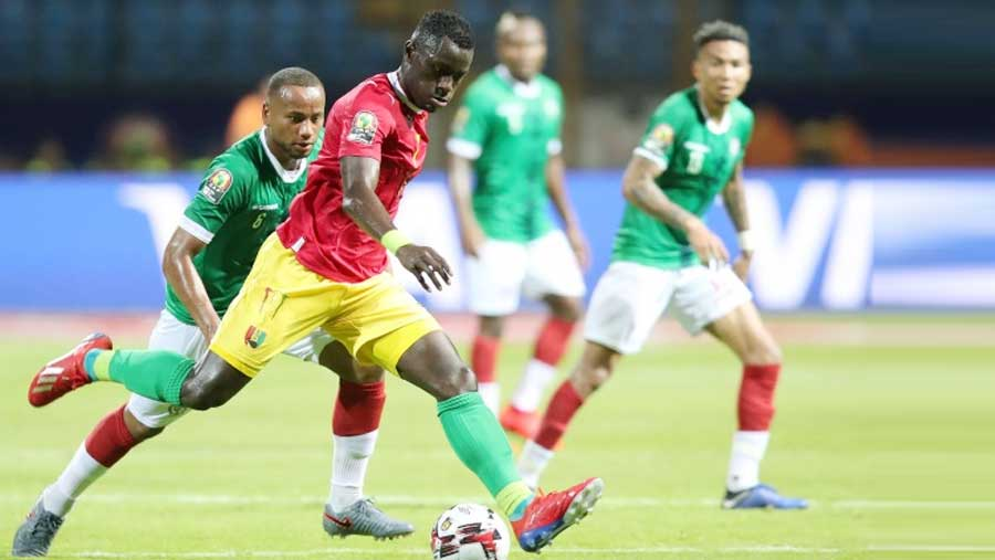 Africa Nations Cup: Madagascar earn draw with Guinea