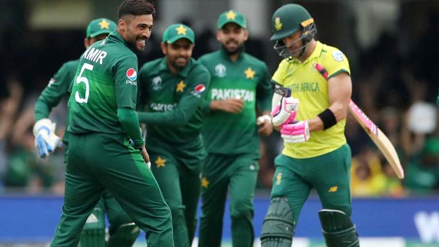 Pakistan beat South Africa in Cricket World