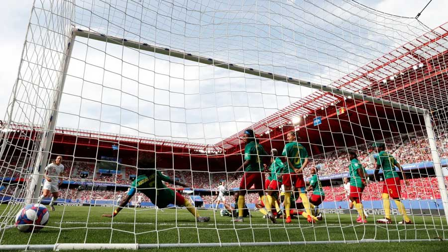 England into Women World Cup quarter-finals