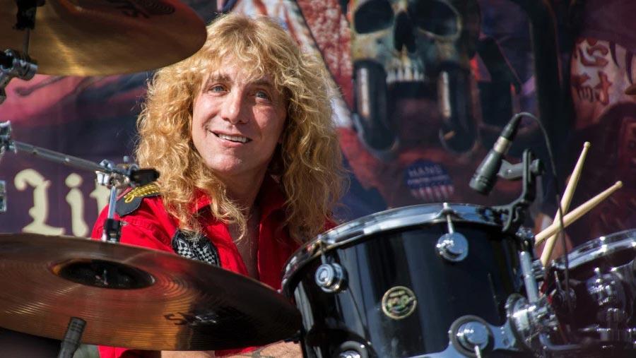 GNR drummer Steven Adler hospitalized