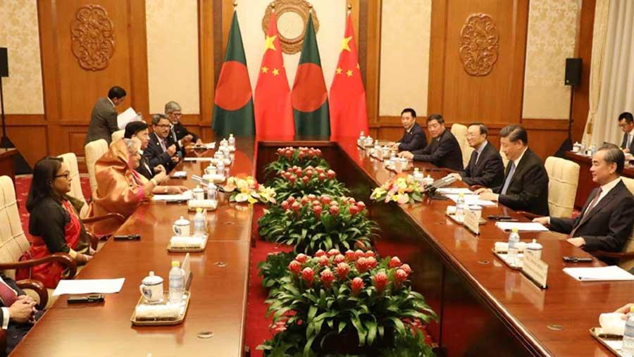 Dhaka, Beijing agree on speedy Rohingya solution