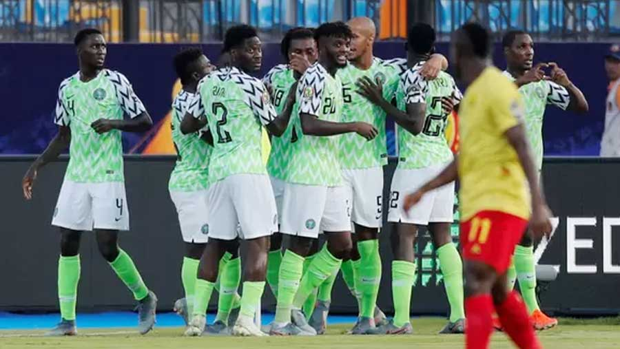 Nigeria knock out holders Cameroon in thriller