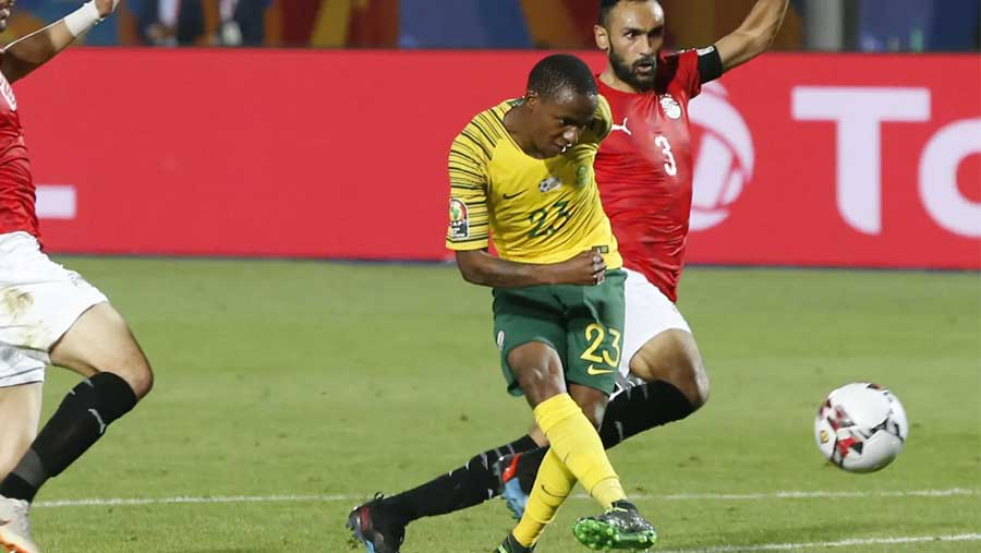 South Africa stun Afcon hosts Egypt