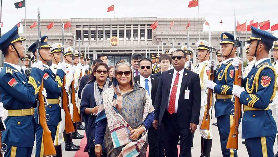 PM to brief media on China visit Monday