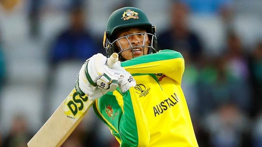 Australia's Khawaja out of World Cup