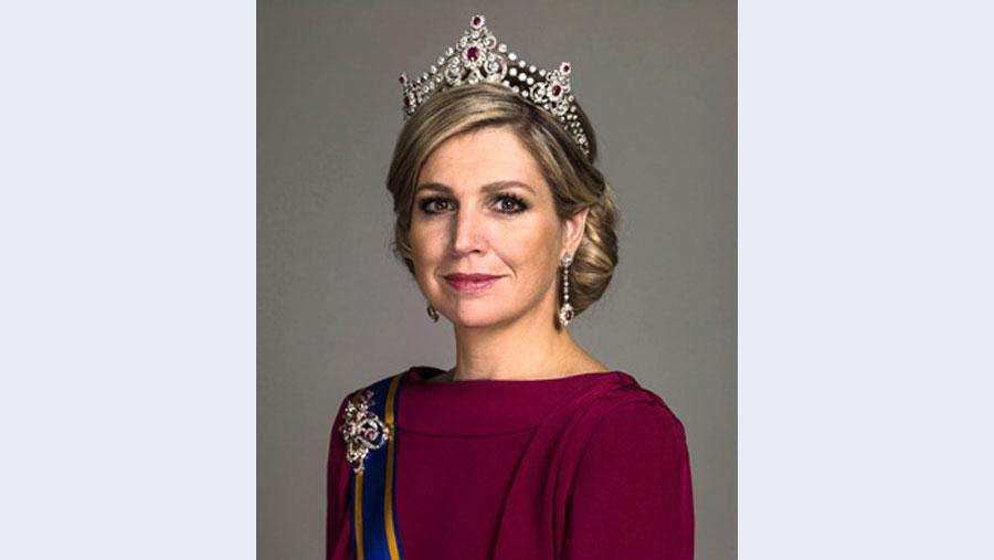 Queen Maxima due Tuesday