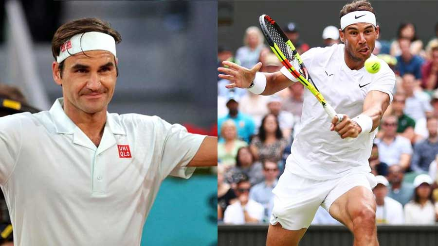 Federer to play Nadal in semi-finals
