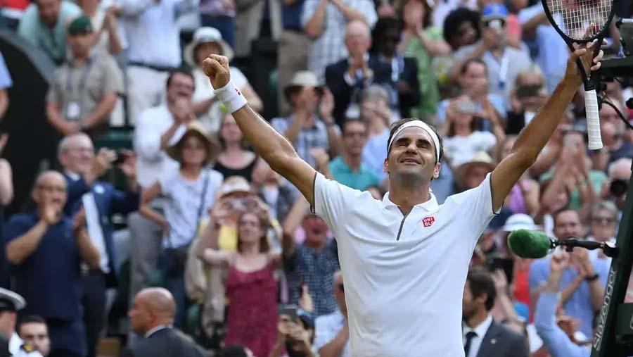 Federer set up final against Djokovic
