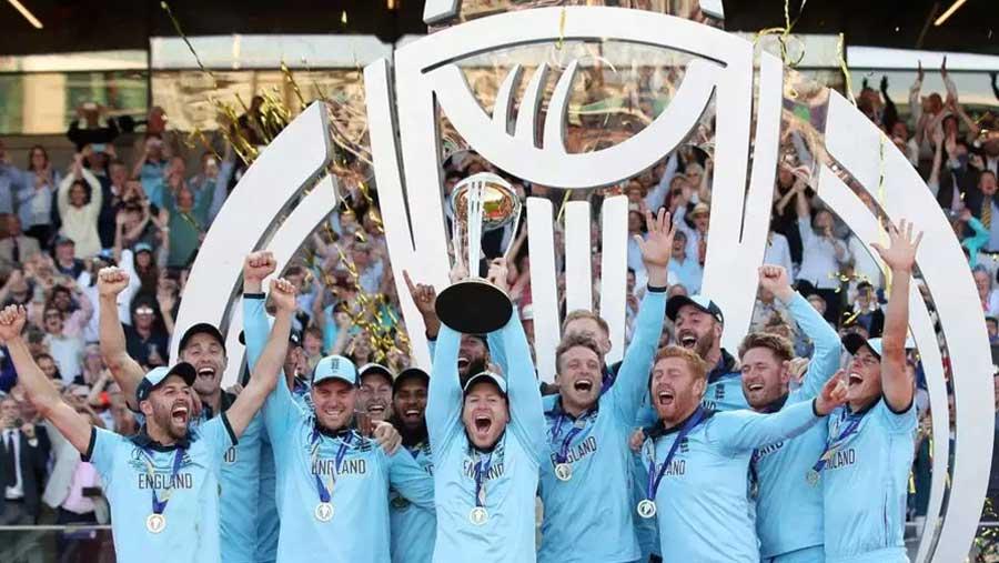 England men win first Cricket World Cup