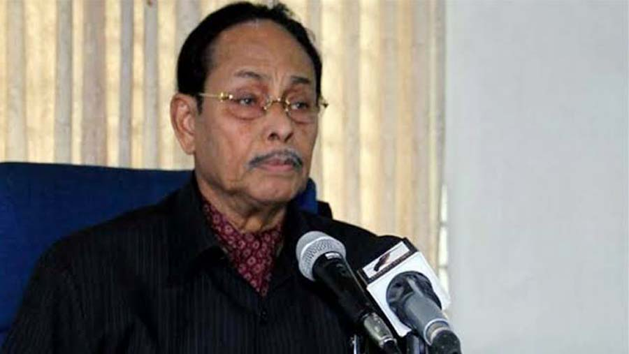Qulkhawani of H M Ershad held