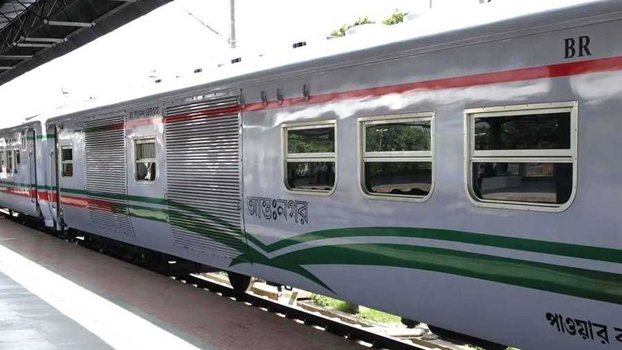 Advance train ticket sale for from Jul 29