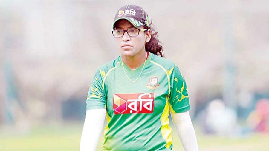 Rumana ruled out of World T20 qualifiers