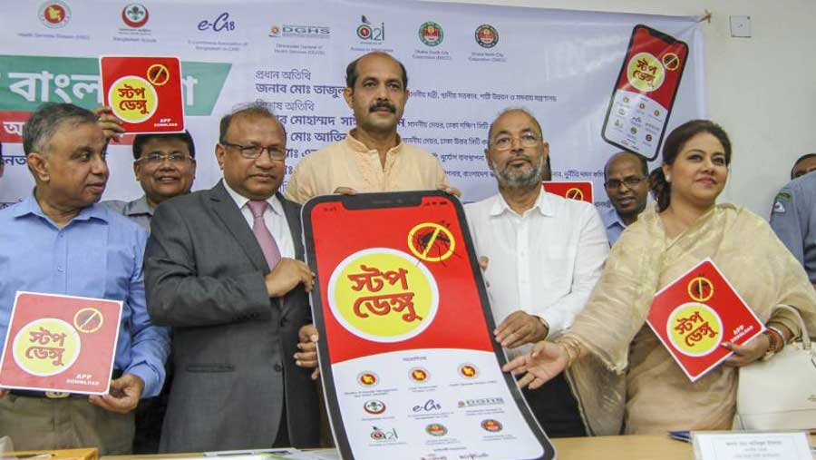 IVM necessary to fight dengue, says DNCC Mayor