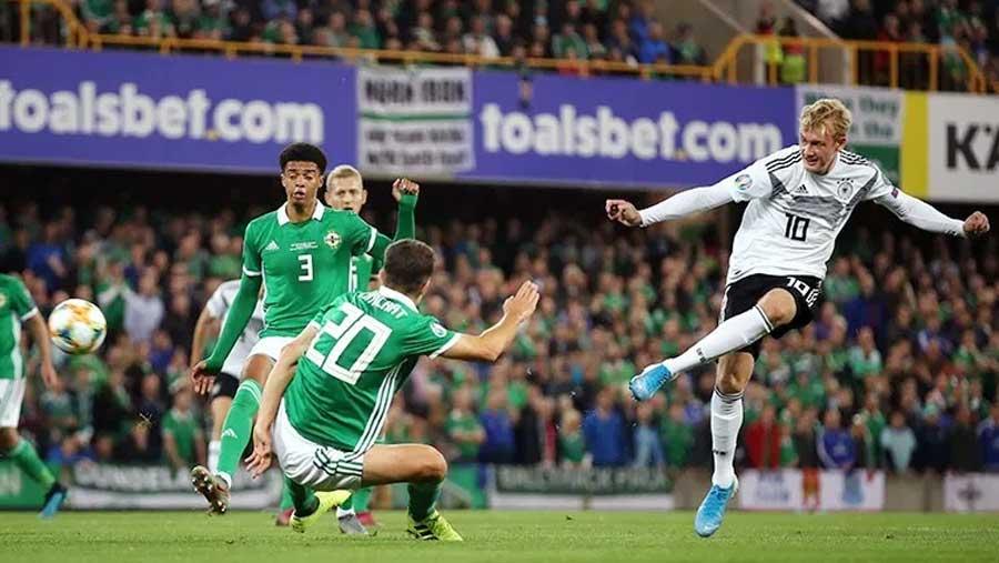 Euro 2020: Germany beat Northern Ireland 2-0