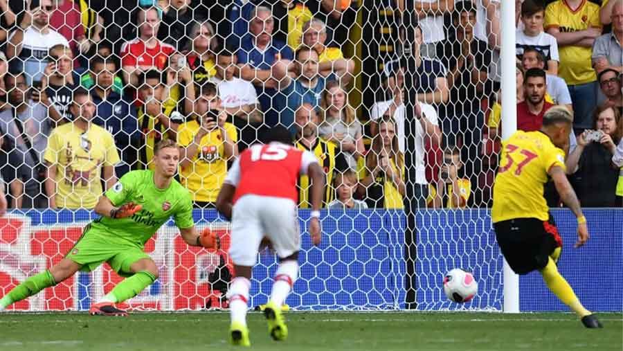 Watford 2-2 Arsenal