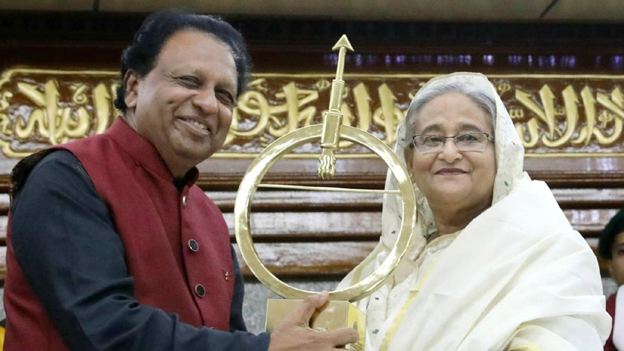 PM conferred with Dr Kalam Sriti International Excellence Awards