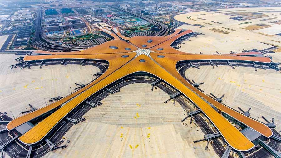 China declares formal opening of huge new Beijing airport