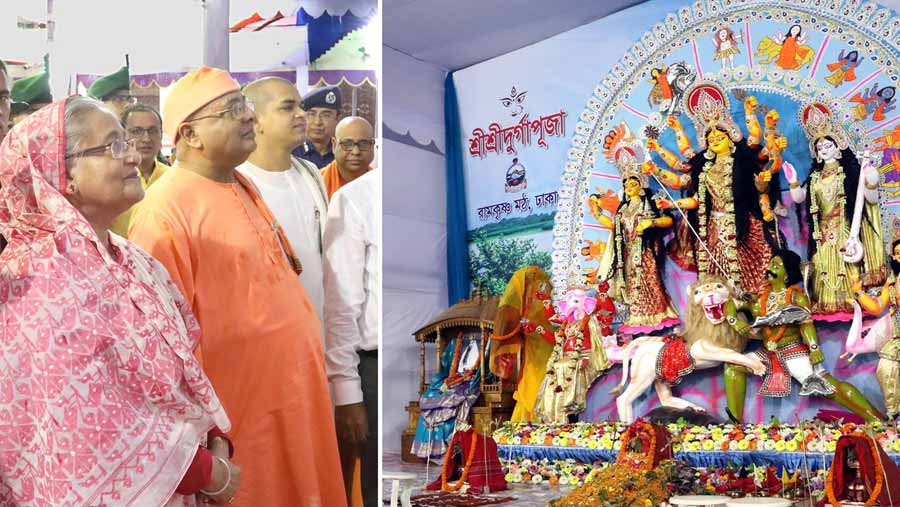 Enjoying festivals together is best achievement of BD, says PM