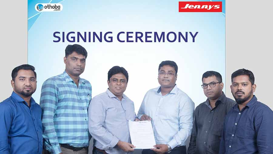 Othoba.com sign deal with Jennys