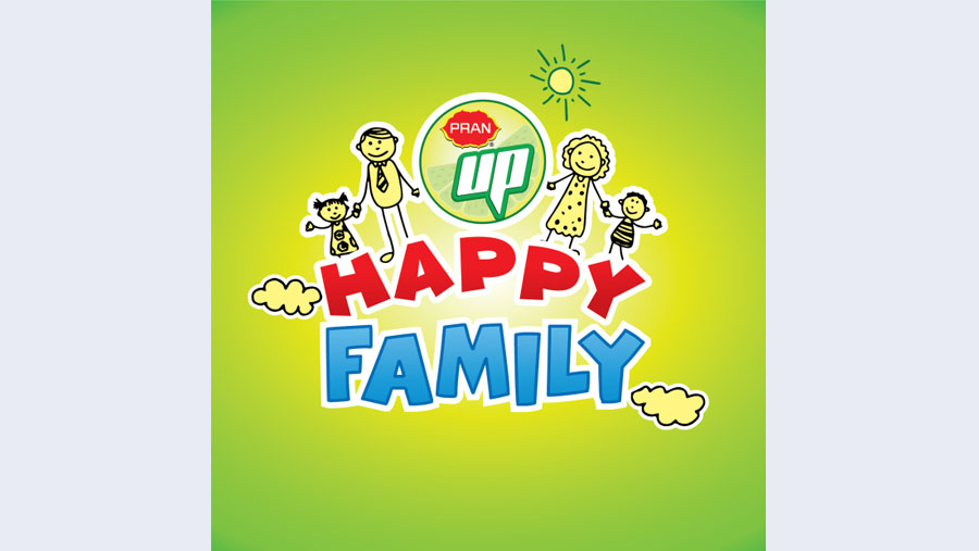 PRAN UP to introduce 'Happy Family' campaign