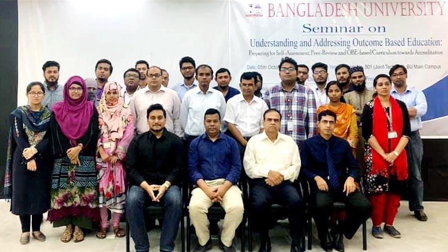 OBE seminar in BU