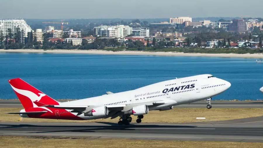 The world's longest nonstop flight