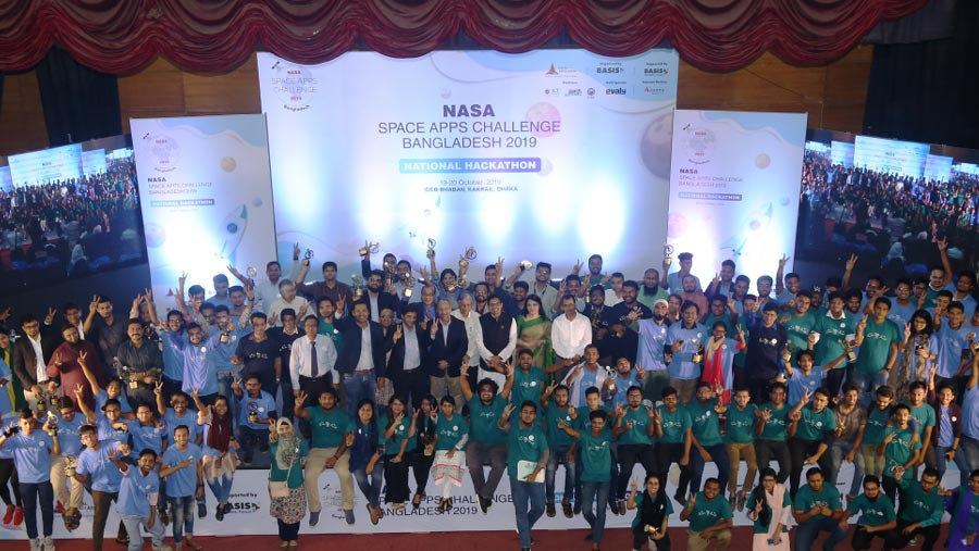NASA Space Apps Challenge: Prize giving ceremony held