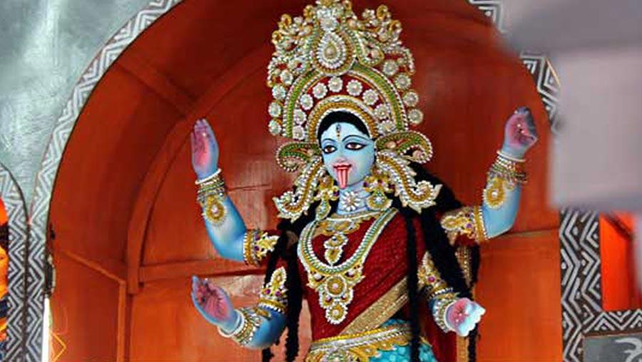 Shyama Puja on Sunday