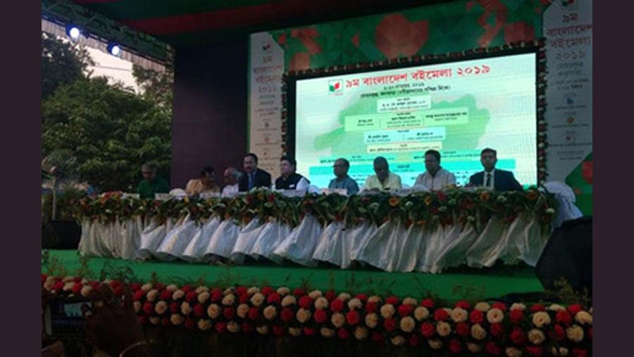 Bangladesh Book Fair begins in Kolkata