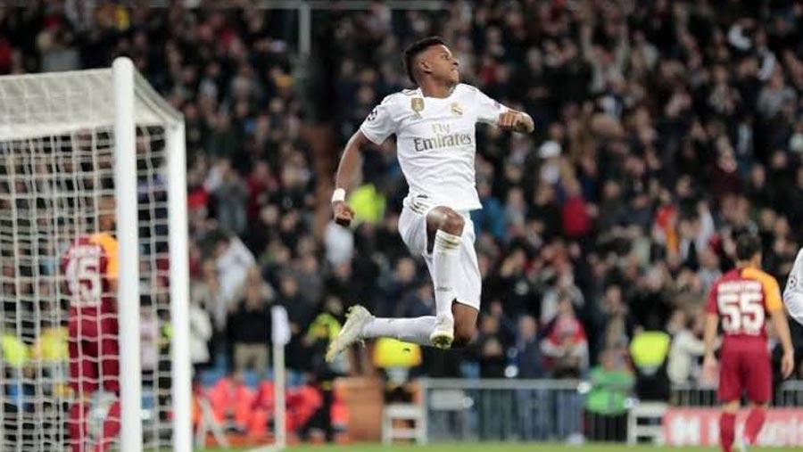 Real Madrid beat Galatasaray 6-0