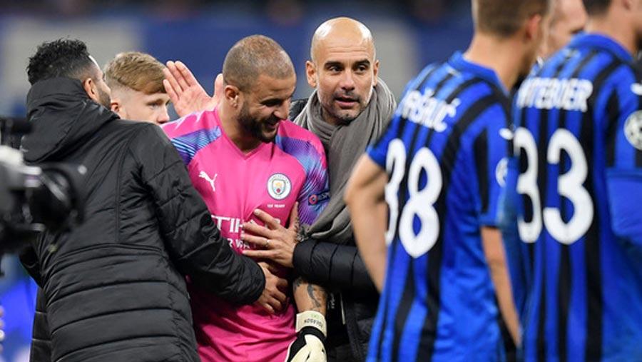Man City 1-1 Atalanta