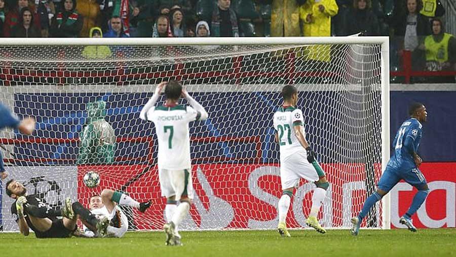 Juventus reach C' League knockout rounds